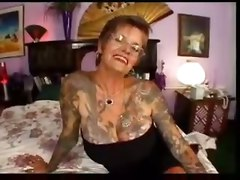 mature tattoo hardcore busty hairypussy