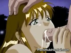 moral hazard hentai toon cartoons blowjob oral