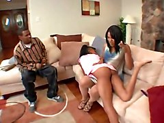 AssAnal Amateur Interracial Ebony