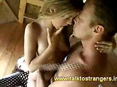 anal cumshot blonde blowjob threesome deepthroat asstomouth