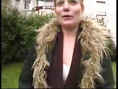 French wife filmed for her husband