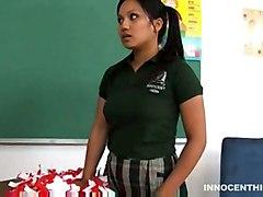teen hardcore pornstar petite brunette schoolgirl asian innocenthigh