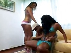 latina ass dancing brunette close up fingering ass licking spanking handjob blowjob double blowjob doggystyle riding cumshot facial lingerie panties teasing tight brazilian kissing threesome