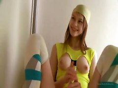 beata porn russian babe kinky slut bottle fucking objects