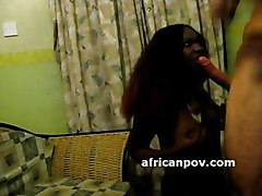 cumshot ebony homemade black amateur african