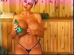 huge tits blonde celebrity