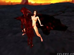 3d Model Fucked By A Daemon In Hell
