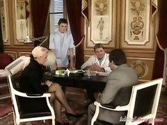 dp european gangbang blonde anal voyeur cheating wife cumshot exam doctor blowjob reality