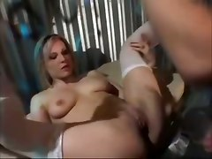 mental patient molesting deepthroat nurse fishnet stockings anal sex blonde uniform nylons face fuck lingerie reality