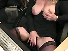 webcam cam mature mother mom mature milf blonde bigtits amateur bigtits busty nipples kinky bdsm submissive pussy masturbation masturbating fingering weights pain