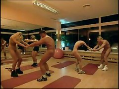 nude tits boobs ass pussy dick workout traning