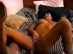 Lesbian Double Dildo Pt4