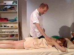 amateur homemade massage big tits handjob blowjob riding cumshot facial red head
