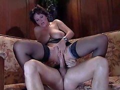 kissing mature milf handjob blowjob lingerie big tits tight close up anal fingering doggystyle cumshot facial brunette tittyfuck riding teasing big ass