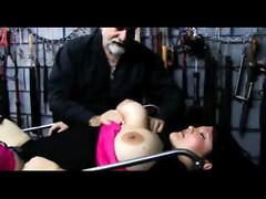 fetish bbw bondage bdsm domination tits fat submission punishment hardcore extreme femsub chubby