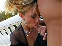 phyllisha anne cheating outdoors stockings lingerie fucking blowjob pornstar