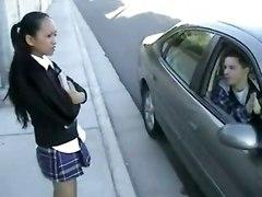 facial teen hardcore blowjob schoolgirl smalltits asian pussyfucking bigdick socks pigtail