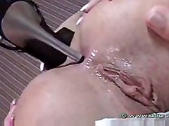heels feet lesbian anal