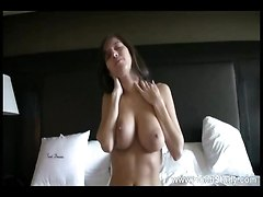 big tits solo