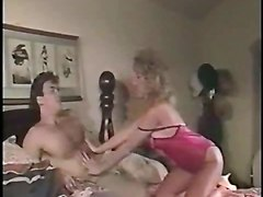brunette vintage classic retro couple wife blonde big tits lingerie kissing teasing pussy rubbing pussylicking close up hairy wet hardcore riding cumshot hidden voyeur spy