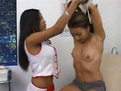 asian teen reality doctor nurse tight teasing ebony big tits lesbian pussy rubbing cameltoe toys dildo strap on blowjob hardcore doggystyle orgasm
