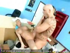 stockings hardcore blonde milf shaved busty highheels pussyfucking hugetits