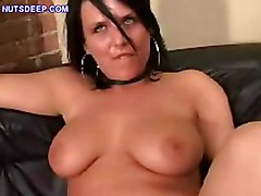 Goth Teen Throat Fuck