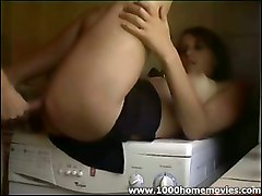 homemade amateur small tits brunette blowjob handjob masturbation pov cumshot facial tight ass teasing bathroom striptease