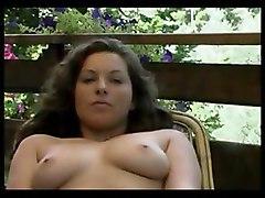 cumshot facial hardcore milf blowjob brunette pussyfucking femdom