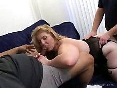Chunky BBW Ass