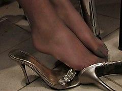 Close ups Stockings