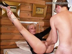 Mature MILF Amateur Marcella Double Fisting Squirting Extreme Fucking DeepthroatAmateur Mature Fisting