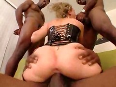 Group Interracial Ramming