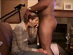 interracial amateur wife gets a good fucking