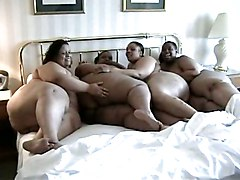 BBW FAT SSBBW Lesbians BlackLesbian Ebony BBW Fat