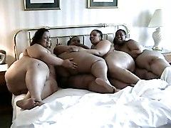 BBW FAT SSBBW Lesbians BlackLesbian Ebony BBW Fat