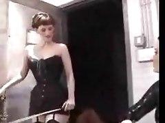 Lesbian Titty Punishment