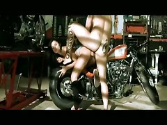 lucy belle fucking hardcore pornstar bike babe swallow cum