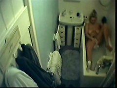 Hidden Cam In Bathroom Caught My Mom In Bathtube