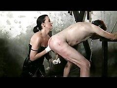 Mistress Slave Donjon Caning Fist AssFisting Extreme Bizarre