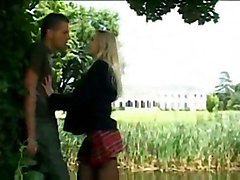 anal cumshot facial blonde outdoor blowjob schoolgirl asstomouth french cuminmouth assfucking francaise forest