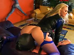 Hardcore Stockings Femdom