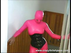 rubber latex fetish amateur babe pornstar sexy