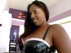 Big Ebony Ass Will Sex You Up!