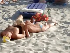 Beach Blowjobs Public Nudity
