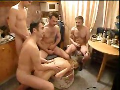 Russian gangbang   How To Make Porn Movies