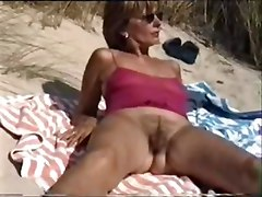 Amateur Hairy Public Nudity