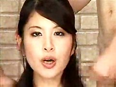 cumshot facial blowjob asian bukkake japanese jap