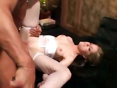 nurse doctor stockings nylons lingerie anal reality blowjob riding doggystyle