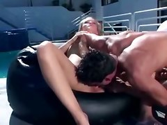 deepthroat gagging handjob blowjob pussylicking small tits voyeur pool tight teasing bikini outdoor fingering tattoo riding anal skinny hidden piercing cumshot facial ass to mouth reality milf